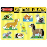 Melissa & Doug Pet Sound Puzzle