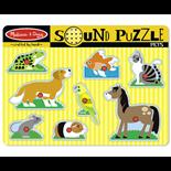 Melissa & Doug Pet Sound Puzzle