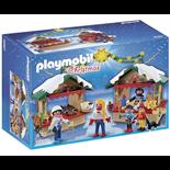 Playmobil På Julmarknaden
