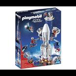 Playmobil Rymdraket med Basstation