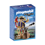 Playmobil Piratkapten