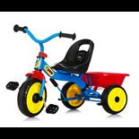 Nordic Hoj Bamse Trehjuling Blå