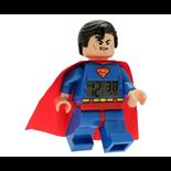 LEGO DC Comics Super Heroes Superman Väckarklocka