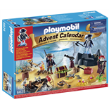 Playmobil Adventskalender Hemlig Skattö med Pirater
