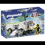 Playmobil Techno Chameleon med Gene