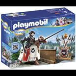 Playmobil Rypan Svarte Baronens Vakt