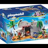 Playmobil Piratgrotta