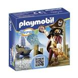 Playmobil Kapten Hajskägg