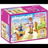 Playmobil Barnkammare med Vagga