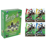 Peliko Puzzlo The Speed-Puzzle Game 20 Bitar Riddare