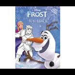 Kärnan Målarbok Disney Frost