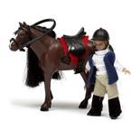 Lundby Häst + Flicka