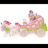 Le Toy Van Älvvagn med Enhörning