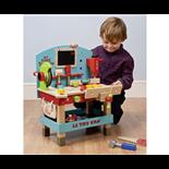 Le Toy Van Hyvelbänk med Tillbehör