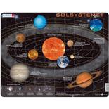 Larsen Pussel 70 Bitar Solsystemet