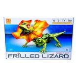 Frilled Lizard Robot Kit