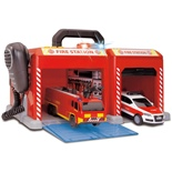 Dickie Toys SOS Station Brandstation