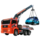 Dickie Air Pump Crane Truck