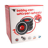 BIG Bobby Car Whisper Wheels
