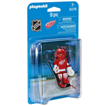 Playmobil NHL™ Detroit Red Wings™ Målvakt