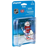 Playmobil NHL Montreal Canadiens Målvakt