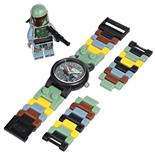 LEGO Star Wars Boba Fett Armbandsur med Figur