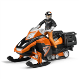 Bruder Snowmobile