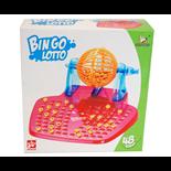 Bingo-Lotto med 48 Spelbrickor