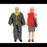 Lundby Småland Mormor och Morfar