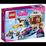 LEGO Disney Princess Anna och Kristoffers Slädäventyr