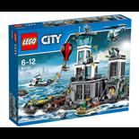 LEGO City Fängelseön