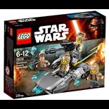 LEGO Star Wars Resistance Trooper Battle Pack