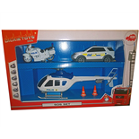Dickie Toys Sos-Set Polis