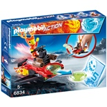 Playmobil Sparky med Disc-shooter
