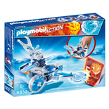 Playmobil Frosty med Disc-shooter