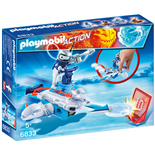 Playmobil Icebot med Disc-shooter