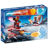 Playmobil Firebot med Disc-shooter