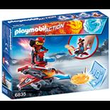 Playmobil Firebot med Disc-shooter