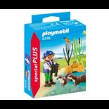 Playmobil Utterforskare
