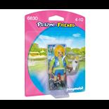 Playmobil Djurtränare med Kakadua