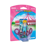 Playmobil Gymnast med Ringar