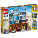 LEGO Creator Delikatessbutiken på hörnet