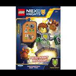 Kärnan Pysselbok LEGO Nexo Knights Big Bang 1