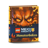 Kärnan LEGO Nexo Knights MonsterBoken