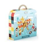 Krooom 3D Playset Bygg & Lek i Väska Racing