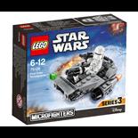 LEGO Star Wars First Order Snowspeeder Microfighters
