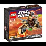 LEGO Star Wars Wookiee Gunship Microfighters