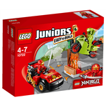 LEGO Juniors Ormuppgörelse