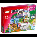LEGO Juniors Askungens Vagn