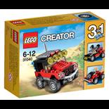 LEGO Creator Ökenbilar